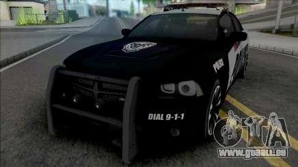 Dodge Charger SRT8 Police Patrol pour GTA San Andreas