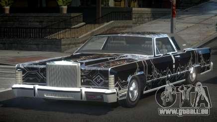 Lincoln Continental 70S S3 pour GTA 4