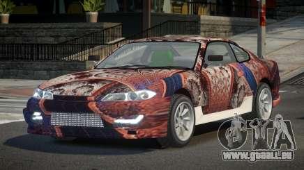 Nissan Silvia S15 GST-U S4 pour GTA 4