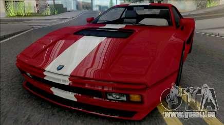 Grotti Cheetah Classic pour GTA San Andreas