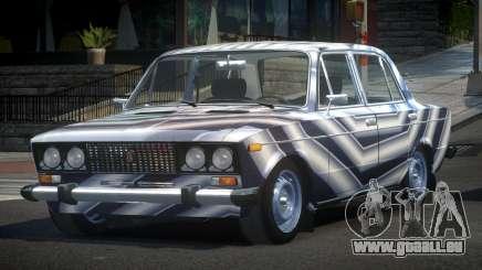 VAZ 2106 U-Style S10 für GTA 4