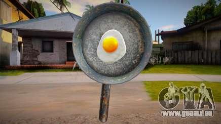 Egg In Pan pour GTA San Andreas