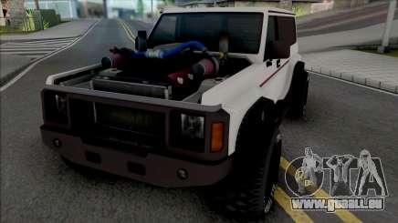 GTA V Annis Hellion [VehFuncs] für GTA San Andreas