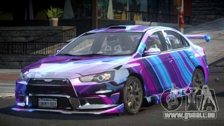 Mitsubishi Evo X SP S4 pour GTA 4