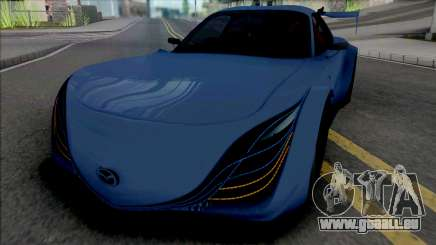 Mazda RX-7 FD3S BN-Sport Furai Face für GTA San Andreas