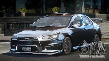 Mitsubishi Evo X SP pour GTA 4