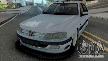 Peugeot Pars Sport (BBS Rims) für GTA San Andreas