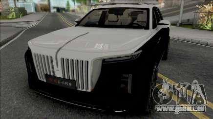 Hongqi E-HS9 2021 pour GTA San Andreas