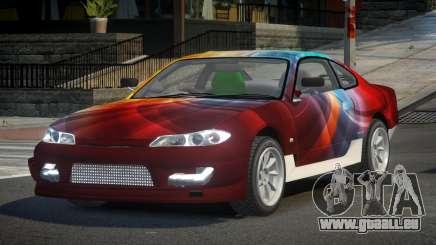 Nissan Silvia S15 GST-U S5 pour GTA 4
