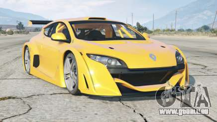 Renault Megane Trophy 2011〡add-on pour GTA 5