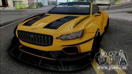 Polestar 1 2020 NFS Heat K.S Hero für GTA San Andreas