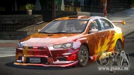 Mitsubishi Evo X SP S3 pour GTA 4