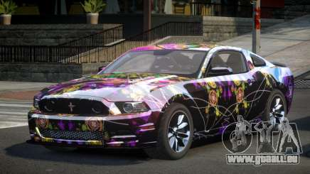 Ford Mustang GST-U S2 pour GTA 4