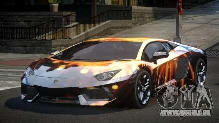 Lamborghini Aventador GST Drift S3 für GTA 4