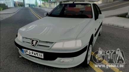 Peugeot Pars [ADB IVF VehFuncs] für GTA San Andreas