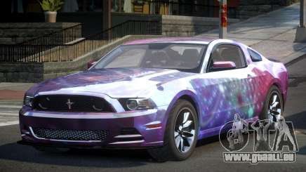 Ford Mustang GST-U S9 pour GTA 4