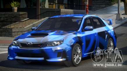 Subaru Impreza GST-R S10 pour GTA 4