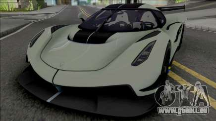 Koenigsegg Jesko 2020 & Jesko Absolute für GTA San Andreas