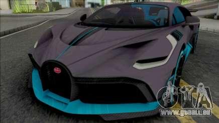 Bugatti Divo 2019 [HQ] pour GTA San Andreas
