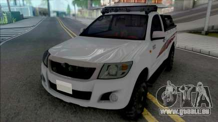 Toyota Hilux GL pour GTA San Andreas