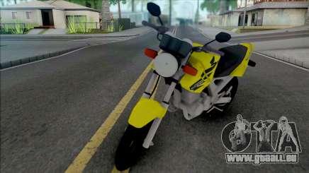 New Yellow NRG-500 pour GTA San Andreas