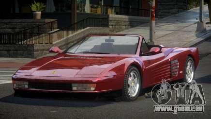 Ferrari Testarossa GS V1.0 pour GTA 4