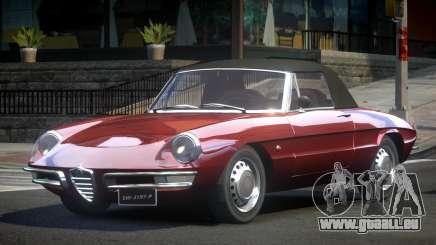 Alfa Romeo Spider SP für GTA 4