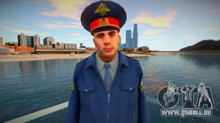 Jeune policier pour GTA San Andreas