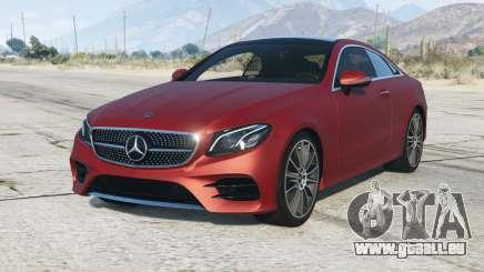 Mercedes-Benz E 400 AMG Line coupé (C238) 2017〡add-on v3.0 pour GTA 5