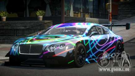 Bentley Continental SP S8 pour GTA 4