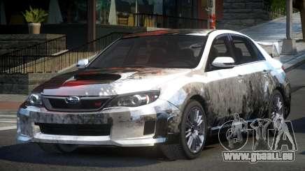 Subaru Impreza GST-R S2 pour GTA 4