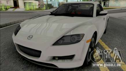 Mazda RX-8 (NFS Shift) pour GTA San Andreas