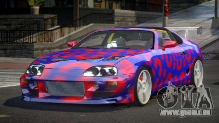 Toyota Supra M4 S9 für GTA 4
