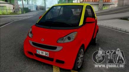 Smart ForTwo Little Tikes Edition für GTA San Andreas