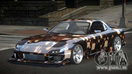 Mazda RX-7 GS S4 pour GTA 4