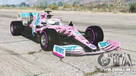 Racing Point RP20 2020〡add-on pour GTA 5