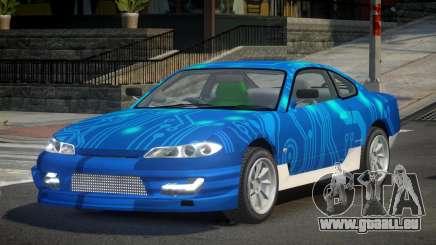 Nissan Silvia S15 GST-U S9 pour GTA 4
