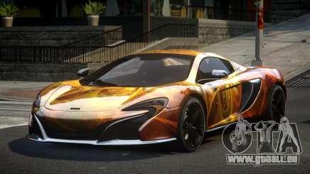 McLaren 650S BS S4 pour GTA 4