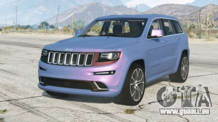 Jeep Grand Cherokee SRT (WK2) 2014〡add-on v1.4 pour GTA 5