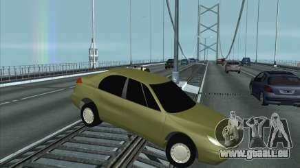 Moskvich 2143 pour GTA San Andreas