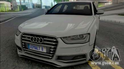 Audi S4 2013 für GTA San Andreas