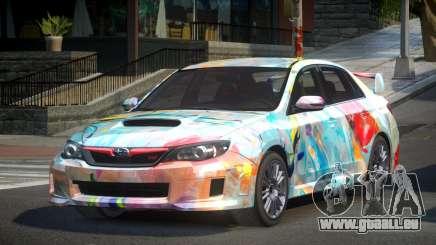 Subaru Impreza GST-R S6 pour GTA 4