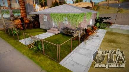 Ganton House Retexture pour GTA San Andreas