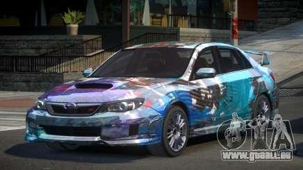 Subaru Impreza GST-R S5 pour GTA 4