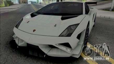 Lamborghini Gallardo LP570-4 Super Trofeo für GTA San Andreas