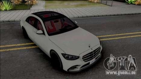 Mercedes-Benz S-Class W223 pour GTA San Andreas
