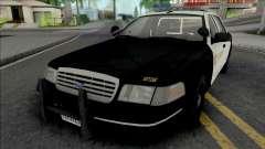 Ford Crown Victoria 1998 CVPI LACSD
