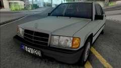 Mercedes-Benz 190E W201 1984