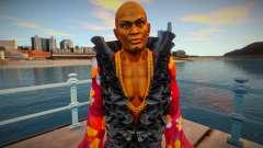 Dead Or Alive 5 - Zack (Costume 4) pour GTA San Andreas