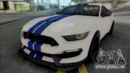 Ford Mustang Shelby GT350R 2016 (Real Racing 3) für GTA San Andreas